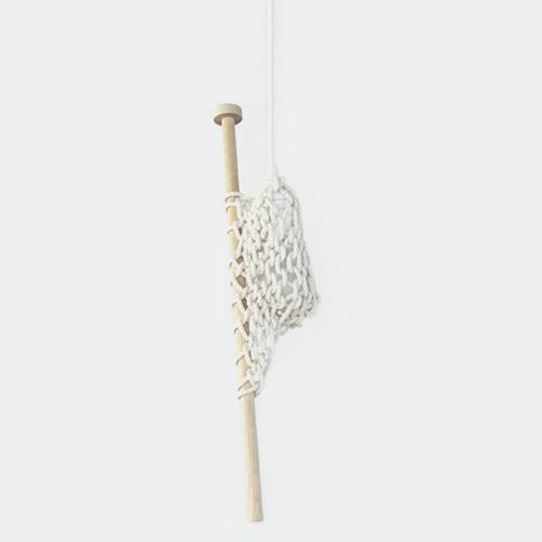 覆われた照明 編み棒付き ナチュラル (カバーオール) / バブーシュカ・カルテット