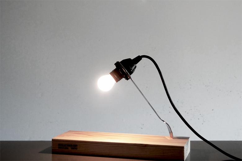 野菜ランプ ダークブラウン/ ピーター・マリゴールド