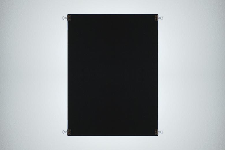 蝕(光の遮断現象)の天付照明 / エアコンディションド