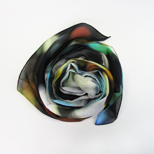 灯り (Lumen) のスカーフ / カースティン・スチュワート