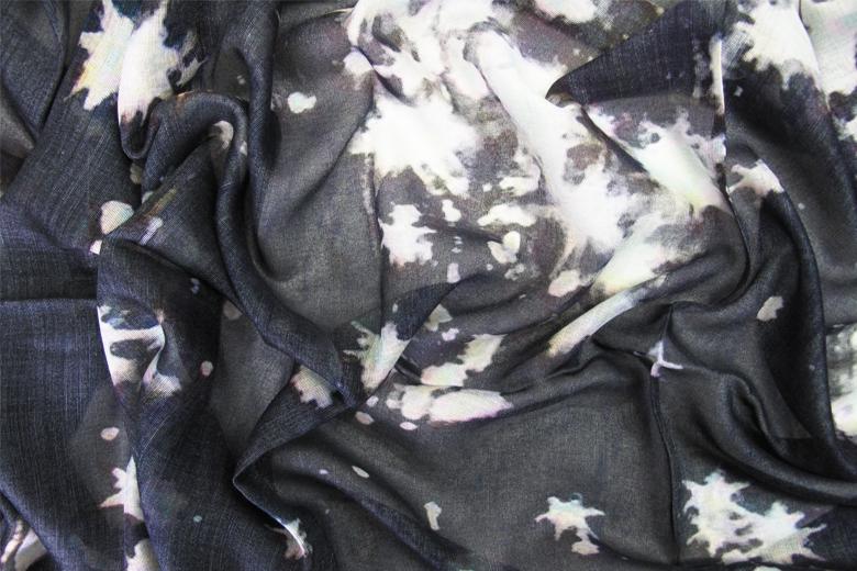 冬夜空 (Stars) のスカーフ / カースティン・スチュワート