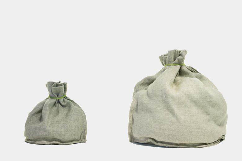 種で保温するブレッドバスケット (203ブレッドバスケット) / セ・クォア