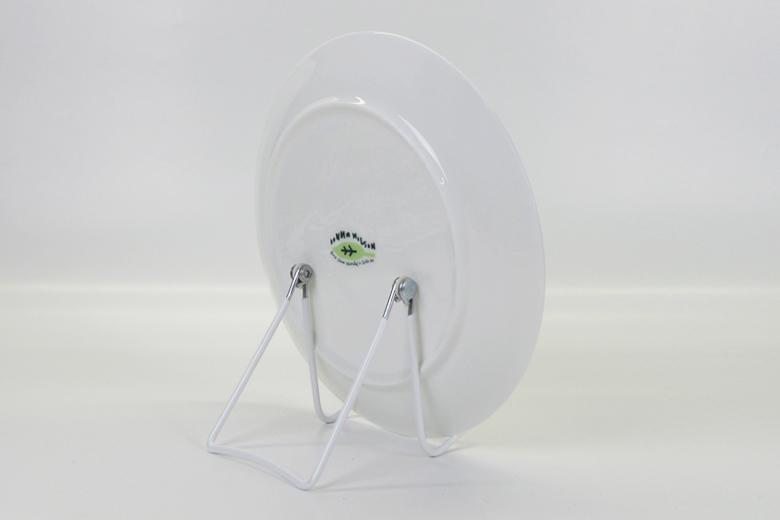 折り畳み式2ワイヤースタンド ホワイト サイズS
