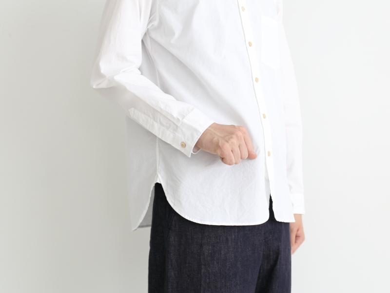 100/2ブロード レギュラーカラーシャツ 38010 TEIBAN men