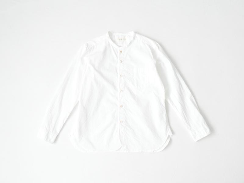 100/2ブロード バンドカラーシャツ 36013 TEIBAN women