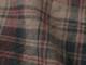 15/1リネンコットンマドラスチェック ショートスリーブリーフネックワイドプルオーバーP82154  prit