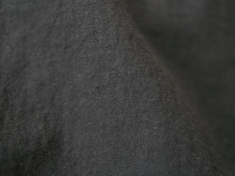コットンリネン高密度ローン ローブコート P81113  prit
