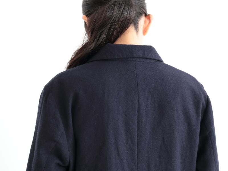 2/60ウール綾織 イージージャケット R20100 RINEN women