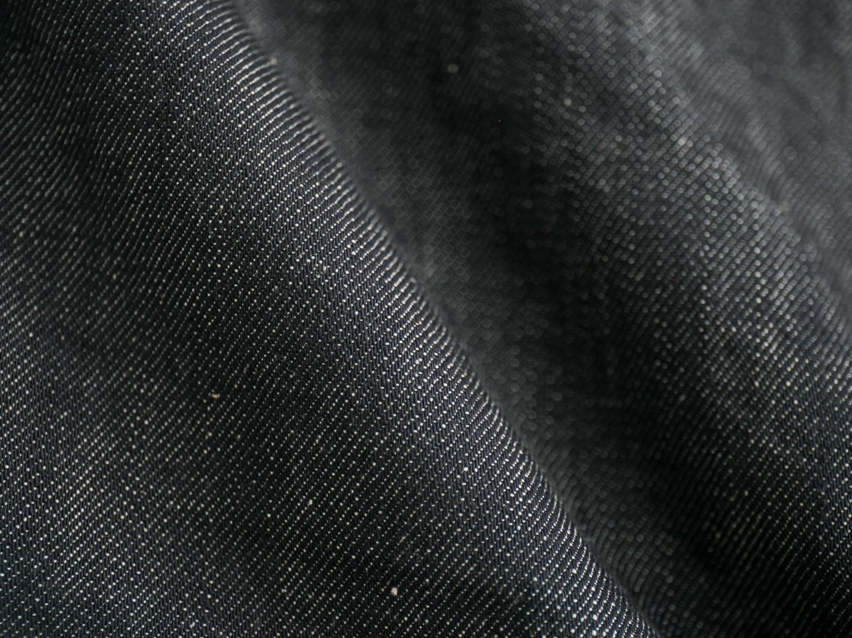 10オンス ノットインディゴデニム テーパードラクパンツ R43205 RINEN men