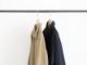 40/2高密度平織 ステンカラーコート R20104 RINEN women
