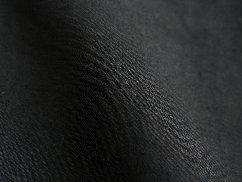 バックサテン スタンドカラーワイドシャツワンピース P80236 prit