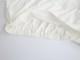 72/1オーガニックコットンコンパクト微強撚天竺×60/1小窓刺繍 切替5分袖裾ゴムポンチョプルオーバー P92120  prit
