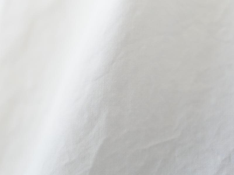 80/1タイプライター レギュラーカラーオーバーサイズロングシャツ P81156  prit