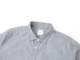 80/2ダウンプルーフ ハケメ レギュラーカラーシャツ  38000 TEIBAN men