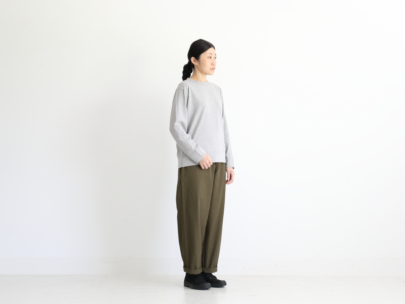 16/1チノ ラクパンツ R40106 RINEN women
