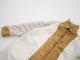 30/1高密度ウェザー ステンカラーコート R20202 RINEN women