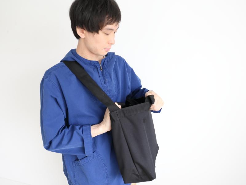 エコメイドキャンバス ショルダートート R51101 RINEN