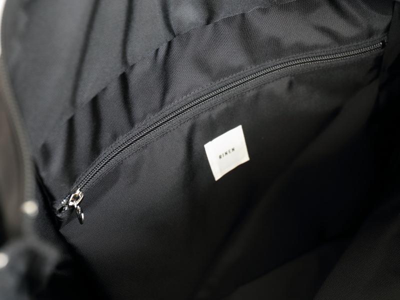 エコメイドキャンバス ショルダートート R50101 RINEN