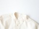 クラシックツイル スタンドカラーオーバーサイズシャツ P80149  prit