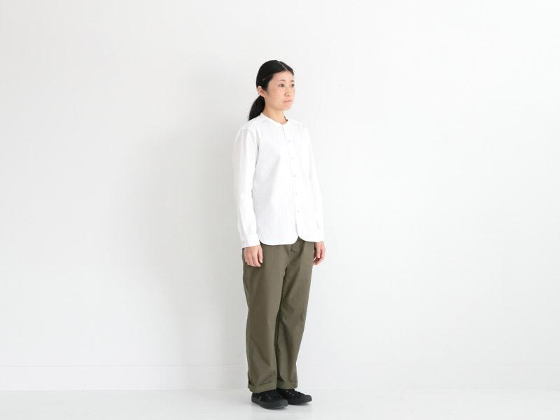 30/1ウェザー リラックスパンツ R41101 RINEN women