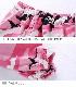 カーゴパンツ 迷彩パンツ ヒップホップ 女の子 男の子 ユニセックス 迷彩柄 カモフラ ピンク/オレンジ/レッド S-XL(110〜180cm) ダンサー ズボン ボトムス ダンス 衣装