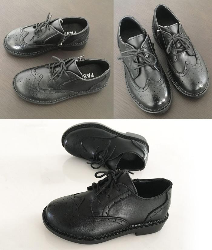 営業日は正午まで当日発送 フォーマル シューズ 男の子 フォーマル 靴 子供靴 キッズシューズ 男の子 靴 ブラック ブラウン 16cm 17cm 18cm 19cm 卒園式 入園式 発表会 卒業式 入学式 入園式 ダンサー
