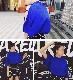 Tシャツ 春 トップス 春夏 ゆったり セクシー 肩開き 肩あき 編上げ レディース カットソー 子供 ヒップホップ キッズ ダンス 衣装 KIDS DANCE レッスン着 発表会 ダンス 黒 白 青〔ネコポスOK(送料275円)〕 ダンサー キッズ ダンス 衣装 HIPHOP 子供 ヒップホップ