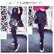 【訳あり】OUTLET アウトレット  腰巻風 スカート付き レギンス 迷彩 ブラック/ダンスパンツ スウェット パンツ HIPHOP ダンス キッズダンス 衣装 練習着ダンス ヒップホップ/