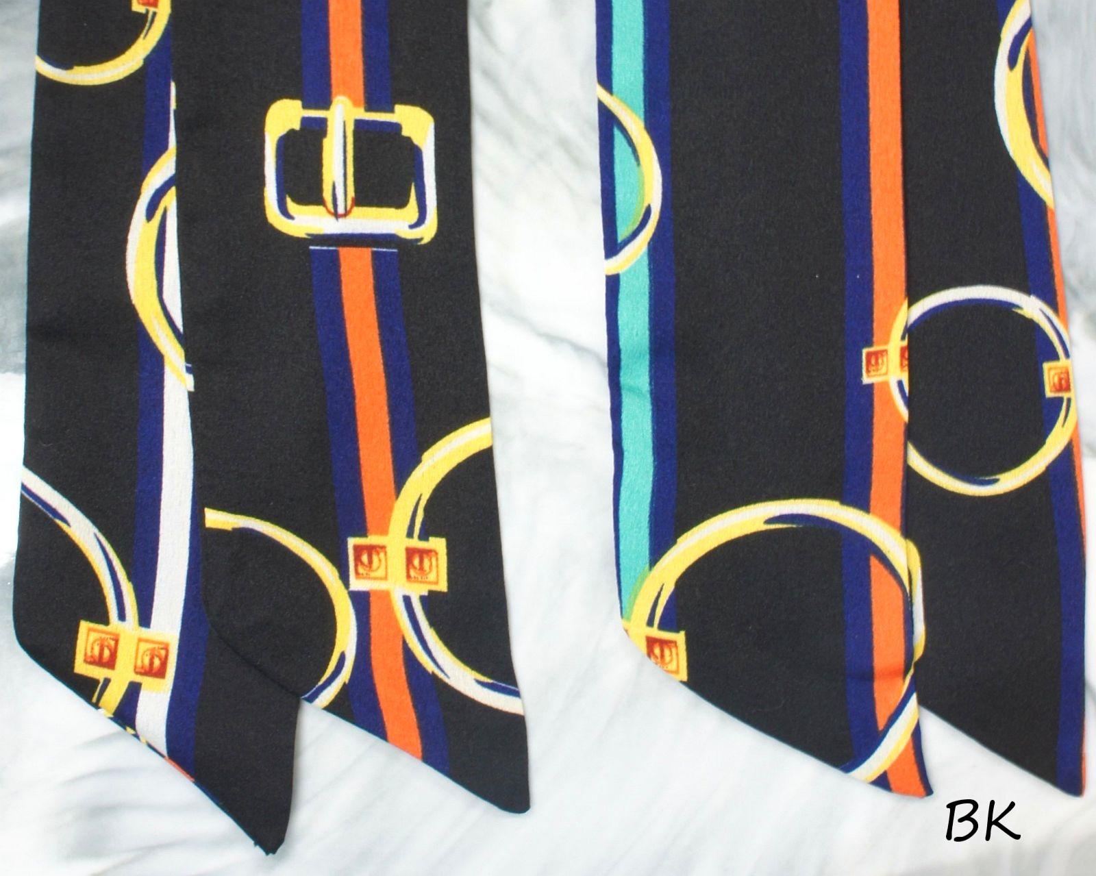 スカーフ ビンテージチェーン