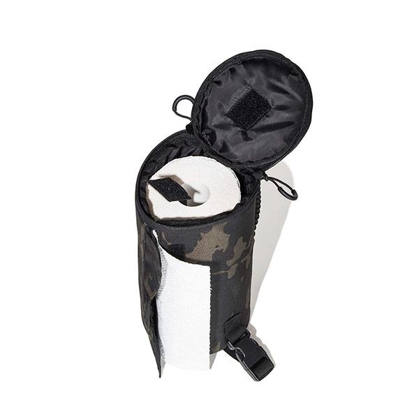 キッチンペーパーホルダー (ブラックカモ)