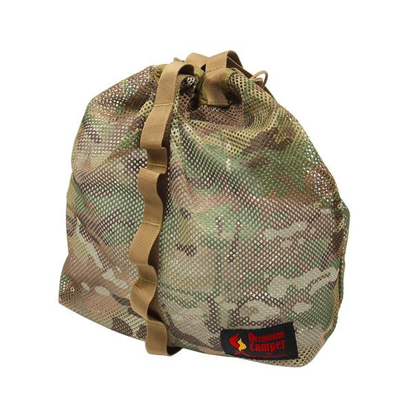 メッシュドライバッグ (カモメッシュ)  MESH DRY BAG