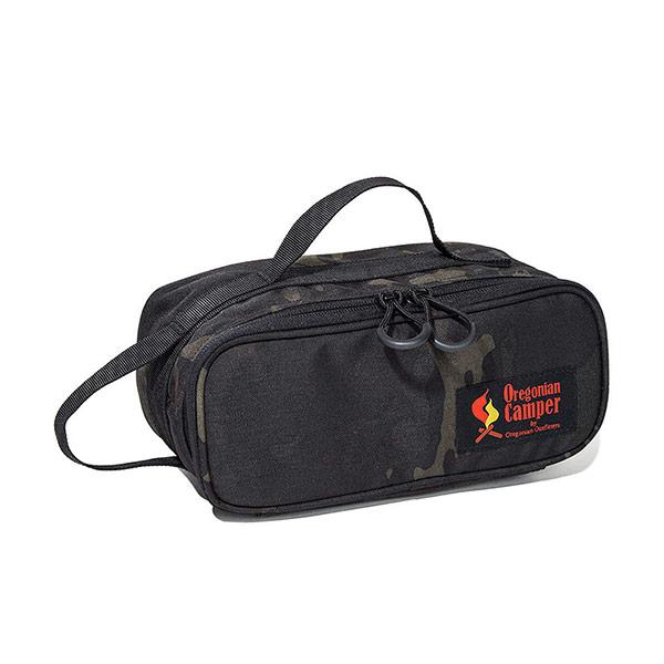 セミハードギアバッグ  Sサイズ (ブラックカモ)