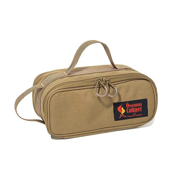 セミハードギアバッグ  Sサイズ (ウルフブラウン)