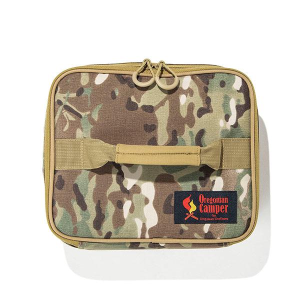 セミハードギアバッグ M-FLATサイズ (マルチカモ)