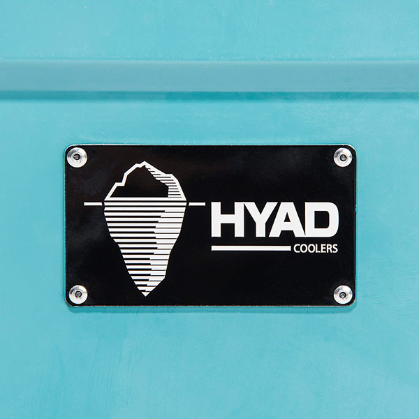 HYAD クーラーボックス 27R (カワセミ)