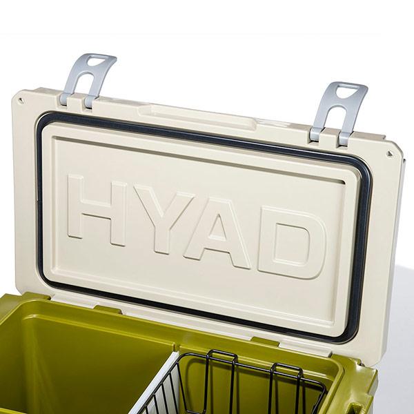 HYAD クーラーボックス 47R (カプチーノ)