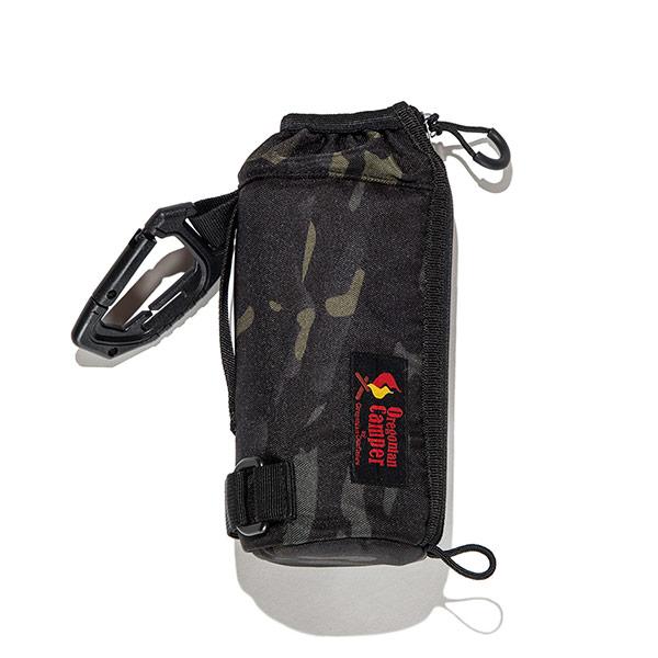 タクティカル ペットボトルホルダー (ブラックカモ)
