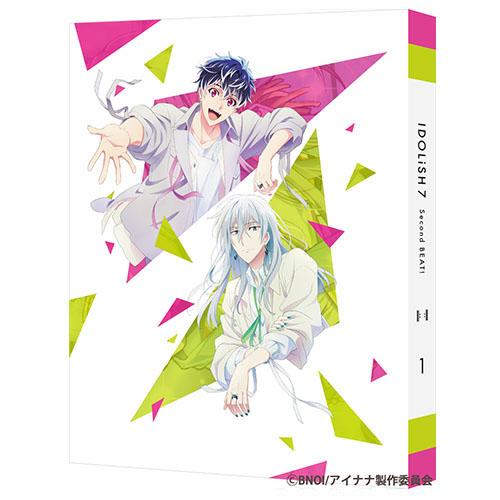 【再予約受付開始】アイドリッシュセブン Second BEAT! DVD 1 特装限定版