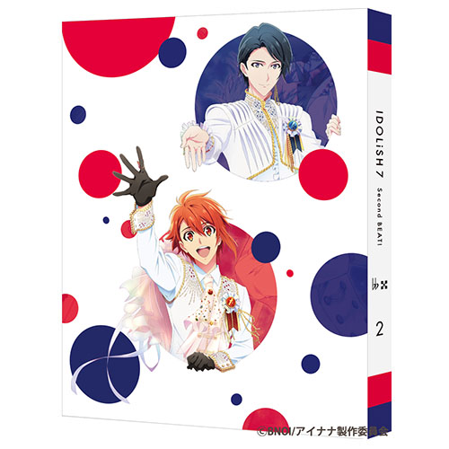 アイドリッシュセブン Second BEAT! DVD 2 特装限定版
