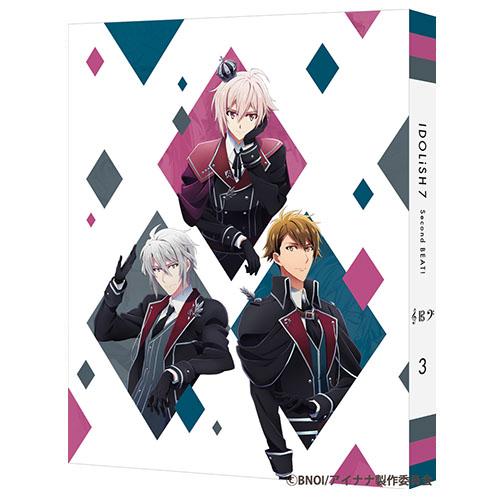 アイドリッシュセブン Second BEAT! Blu-ray 3 特装限定版