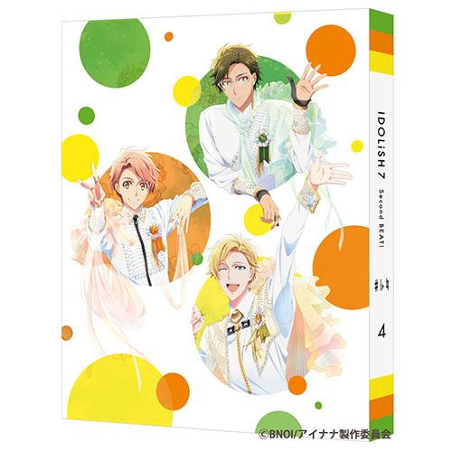 アイドリッシュセブン Second BEAT! Blu-ray 4 特装限定版