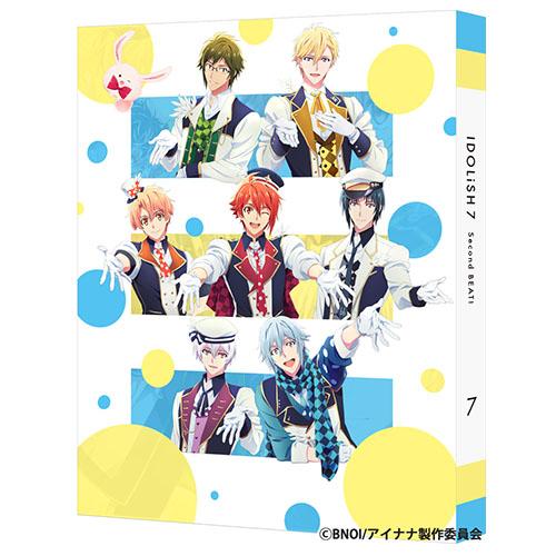 アイドリッシュセブン Second BEAT! DVD 7 特装限定版