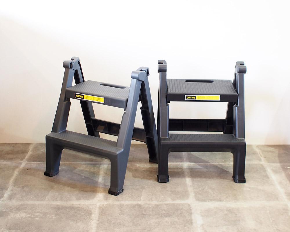 Trust   Folding Stepstools [2color] フォールディング ステップスツール