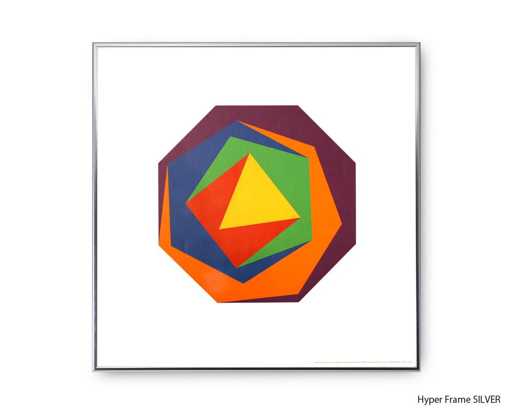 METROCS | Max Bill Poster variation1 マックス・ビル ポスター バリエーション1