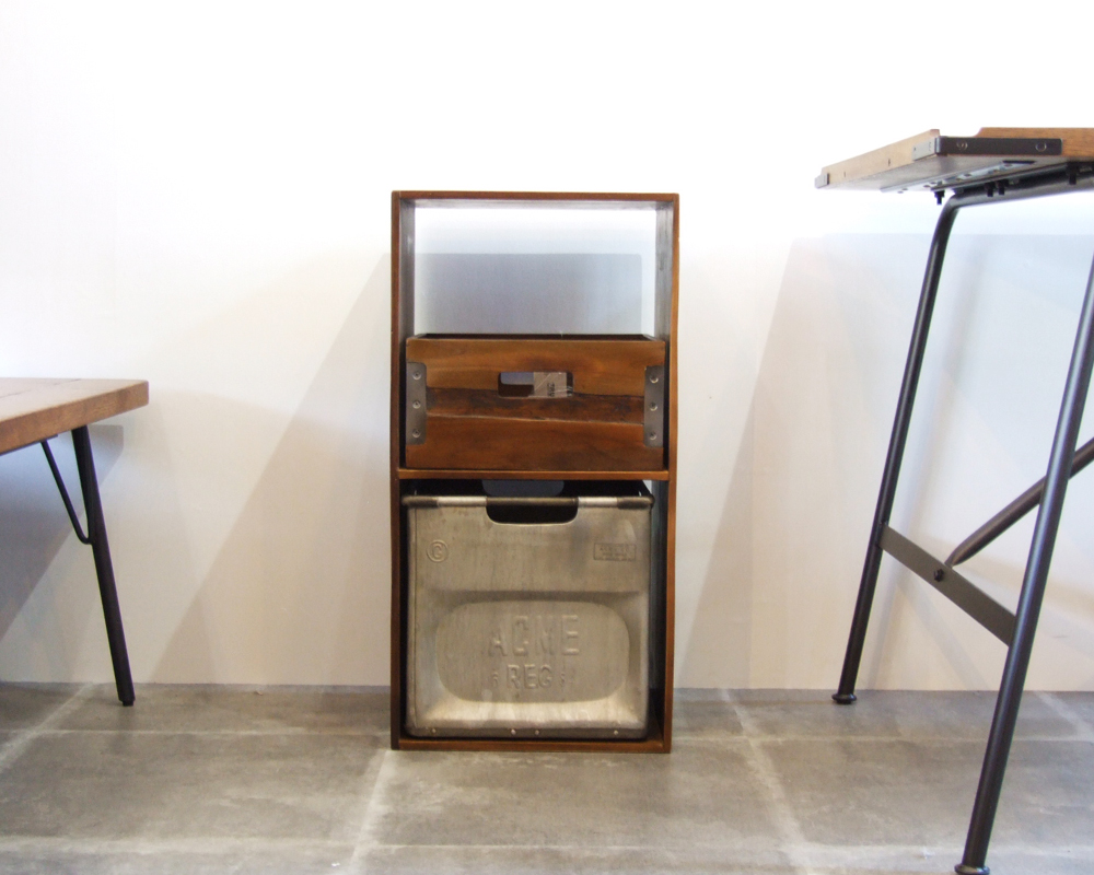 ACME Furniture | STEEL BOX スチールボックス