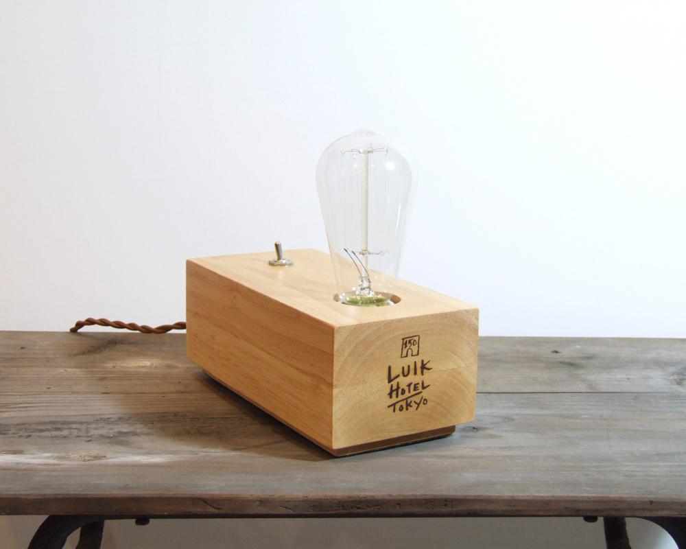 journal standard Furniture | LUIK HOTEL TABLE LAMP  ルイックホテルテーブルランプ