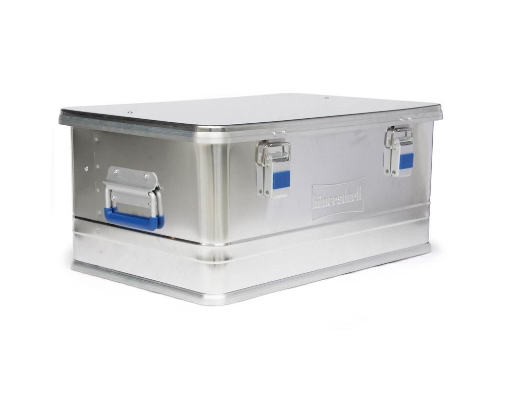 Hunersdorff | Aluminium Profi Box 48L アルミプロフィーボックス/アルミコンテナ