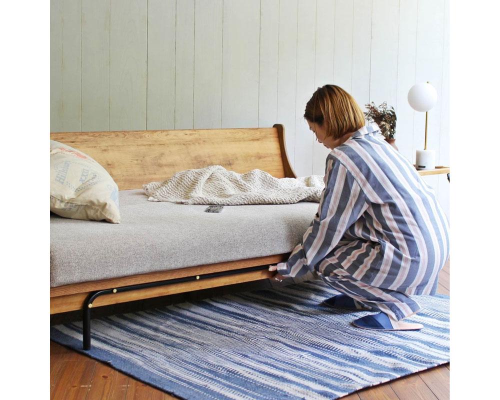 journal standard Furniture   HABITAT SOFA BED ハビタソファベッド
