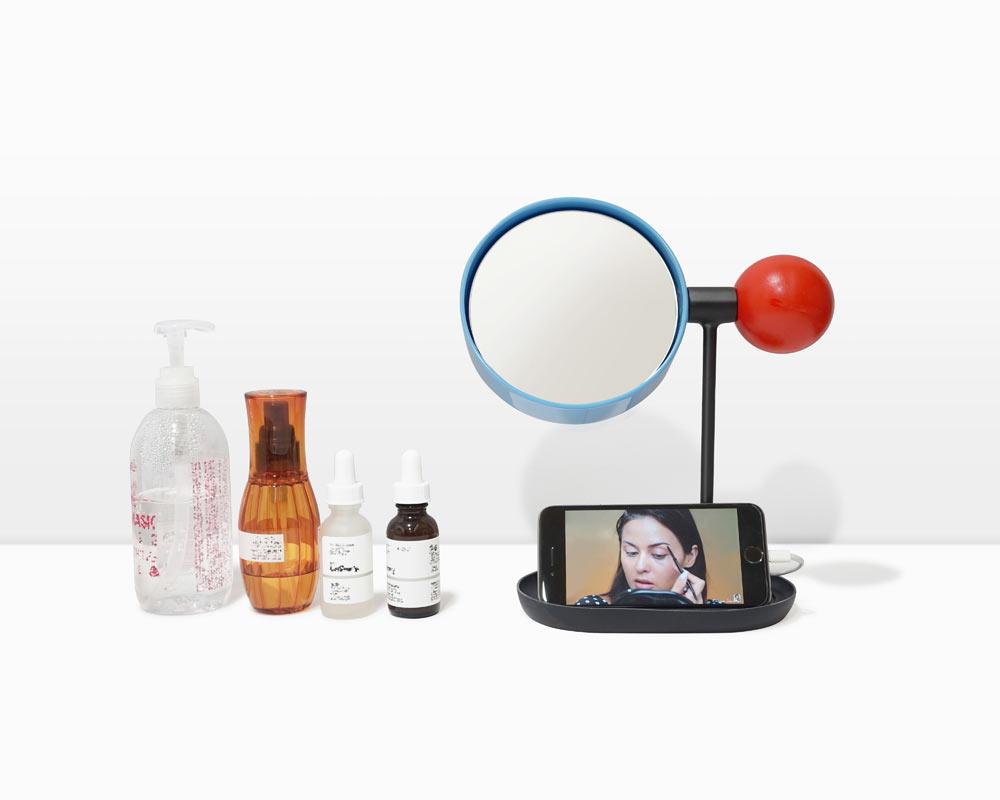 rcube-design | Ball Desktop Mirror ボールデスクトップミラー