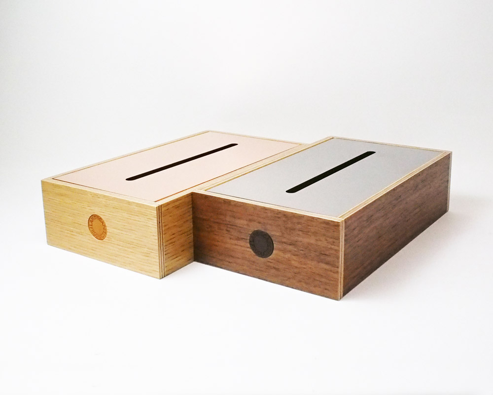 Landscape Products | New Tissue Box ティッシュボックス